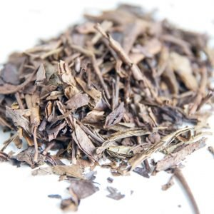 Mountain-grown Organic Roasted Bancha - The mountains at rest