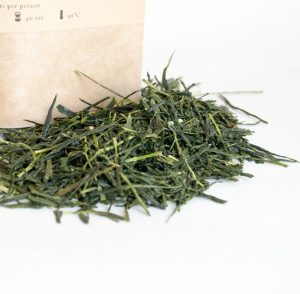 Vintage Mountain Grown Sencha 2017