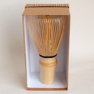 Bamboo Tea Whisk made in Japan