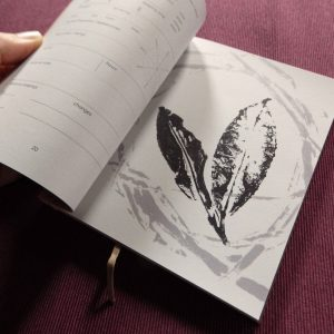 Dedicated Tea Tasting Journal
