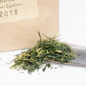 Tokuya's Natural Raw Gyokuro (Kamo Natural Gyokuro)