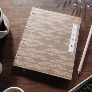 Dedicated Tea Tasting Journal