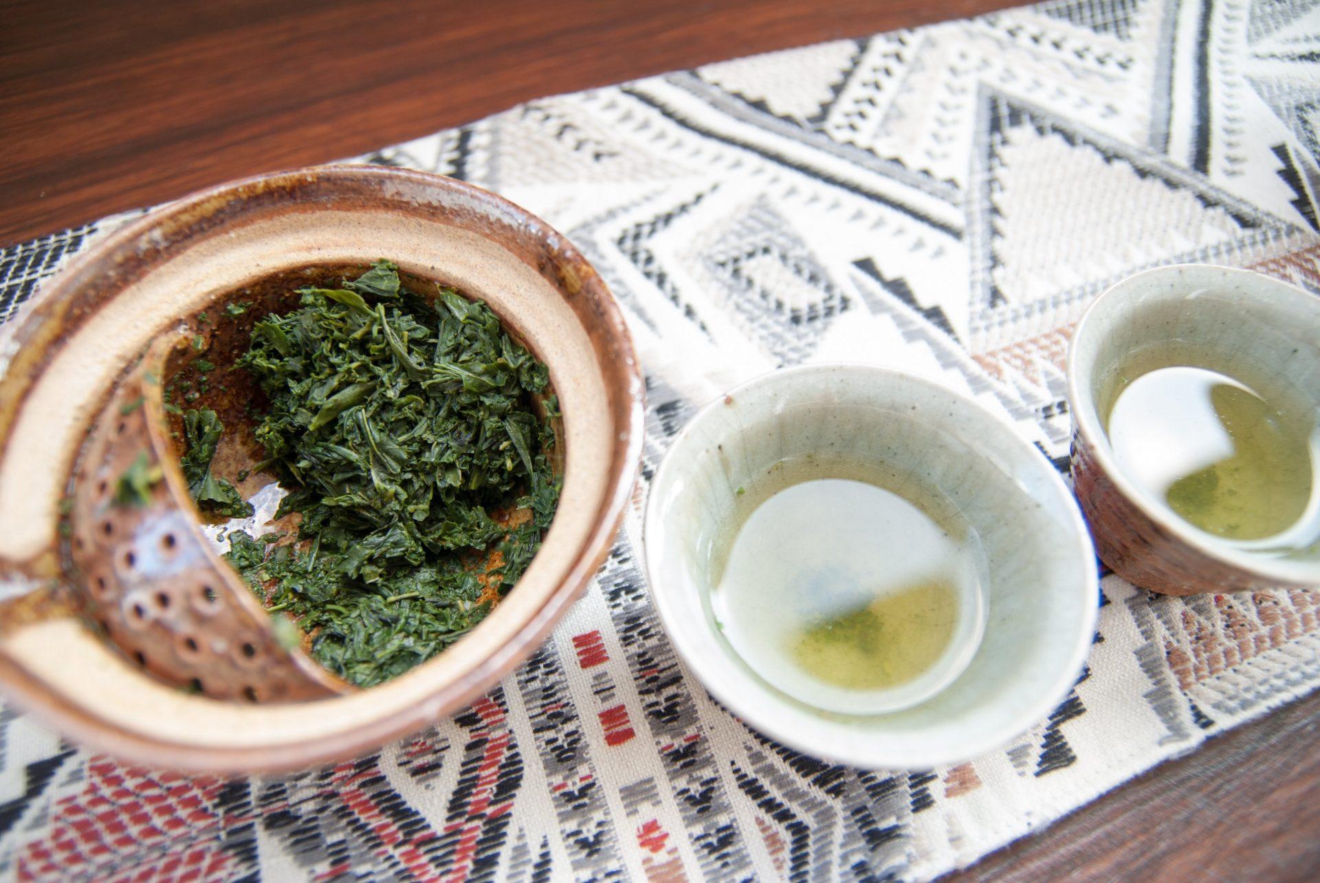 Tokuya's Natural Raw Gyokuro (Kamo Natural Gyokuro)