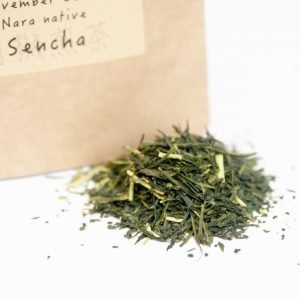 Mountain-grown Organic Nara Native Sencha
