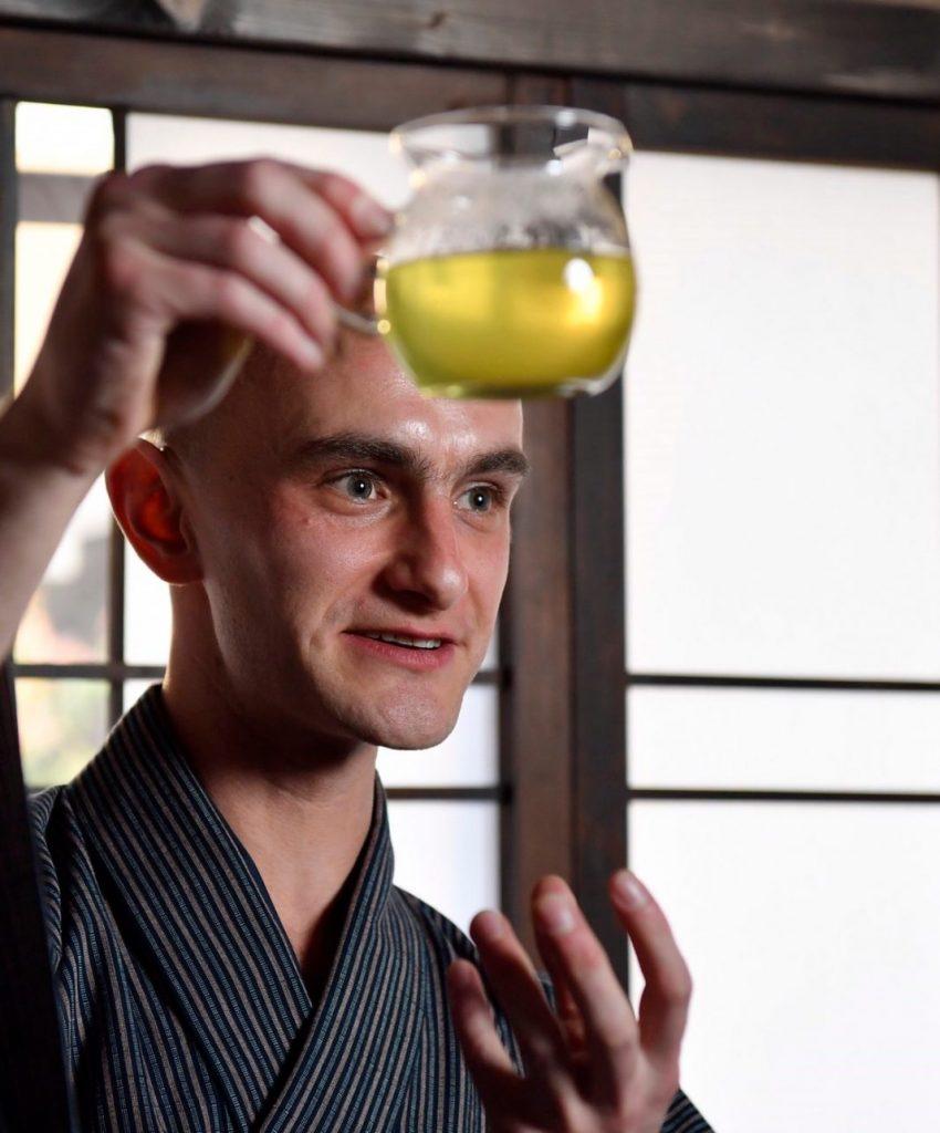 Japanese Tea Sommelier Academy