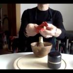 tea ceremony online Italy