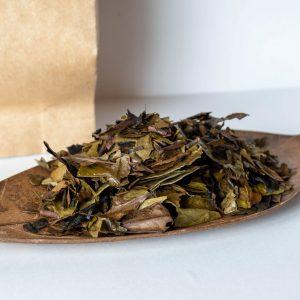 Kyoto bancha tea leaf